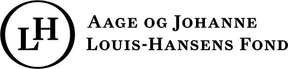 Louis-Hansens Fond Horisontal Black